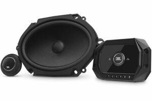 "NEW JBL STADIUM GTO860C 6""x8"" 2-Way Component Car Audio Speakers (1-Pair)"