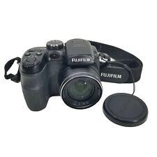 Fujifilm FinePix S Series S1500 10.0MP Digital Camera - Black Tested Works