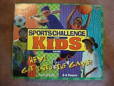 Sports Challenge for Kids game  Complete! Excellent condition!