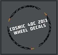COSMIC CXR 40C style wheelrim decals 700C parts mavic stickers for 2 WHEELS