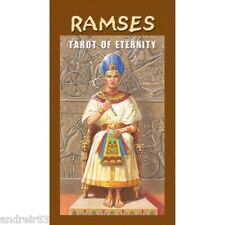 Tarot Cards - Ramses Tarot of Eternity Egypt 78 cards + instruction Taro TC62