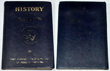 1976 HISTORY OF THE PHILIPPINE NAVY Book By Capt. Aquilino Silverio 1ST Edition