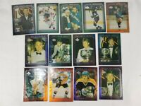 1999 Upper Deck WAYNE GRETZKY Exclusive Lot of 13 Diff Cards NHL Oilers & Kings