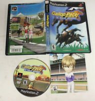 PS2 Callop Racer 2003 A New Breed Game (PreOwned Cleaned) Complete Black Label