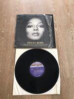 1976 Diana Ross Theme From Mahogany Vinyl Record LP