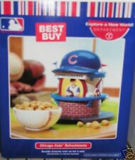 Dept 56 New Chicago Cubs  Refreshment Stand Night Light