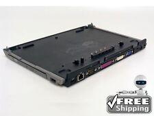 Dell D420 D430 Estación De Acoplamiento Replicador de puerto base de medios PR09S DVD CD-RW Drive