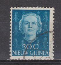 Indonesia Nederlands Nieuw New Guinea 13 used 1950 Juliana