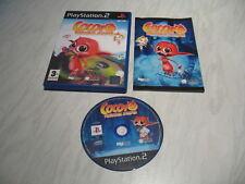 PS2 game - Cocoto Platform Jumper (rare complete PAL)
