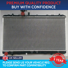 RADIATOR TO FIT FIAT SEDICI 2006 TO 2014 SUZUKI SX4 2006 TO 2013 MANUAL VEHICLES