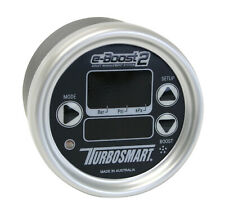 Turbosmart EBS E-BOOST2 Electronic 66mm 0-60psi Black Silver BOOST Controller