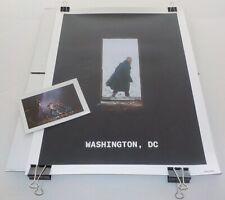 Justin Timberlake Man of the Woods Tour Vip Washington Dc Poster+Photo Set