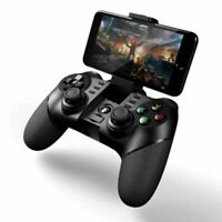 For Android iPhone Bluetooth Wireless Controller Gamepad Joystick Receiver