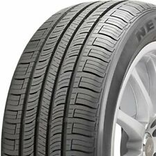 4 NEW 215/75R15 NEXEN N'PRIZ AH5 WHITE WALL 215 75 15 75R15