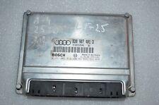 L-1725 AUDI ENGINE CONTROL UNIT ECU 8D0907401D / 0281001812 / D61