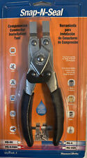 Lot Of 2 Pairs / Thomas and Betts tool Installation Crimp