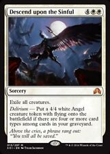 [1x] Descend Upon the Sinful [x1] Shadows Over Innistrad Near Mint, English -BFG
