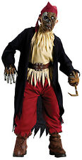 Zombie Pirate Boys Halloween  Costume by Fun World Cosplay Size L 10-12