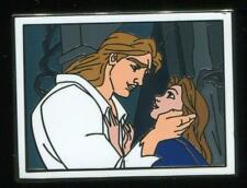 Films Mystery Beauty and the Beast Belle and Prince Adam Disney Pin 121755