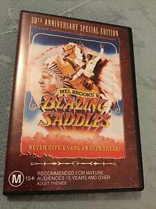 Blazing Saddles (DVD, 2004)