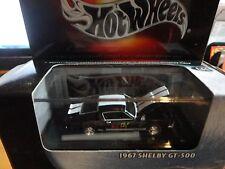 Hot Wheels 100% Black Box Black 1967 Shelby GT-500 Mustang w/Ebay Logo w/RR's