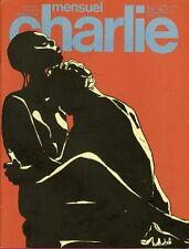"""CHARLIE MENSUEL N°106 / novembre 1977"" MUNOZ - SAMPAYO : ALACK SINNER"