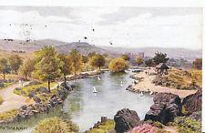Yorkshire Postcard - The Tarn - Ilkley    ZZ3641