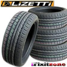 4 Lizetti LZ-ES10 225/55ZR16 99W XL All Season Performance Tires 225/55/16 New