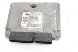VW Polo 6N2 Steuergerät Motor Motorsteuergerät 036906034D 1,4 16V AUA APE 75PS