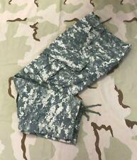 US ARMY ACU PANTS CAMO TROUSERS COMBAT UNIFORM MEDIUM LONG NSN 8415-01-585-9590