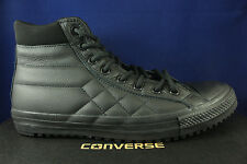 CONVERSE CHUCK TAYLOR ALL STAR CT AS BOOT PC HI BLACK QUILTED 153669C SZ 11