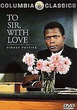 To Sir, With Love (DVD, 2012) D9-19