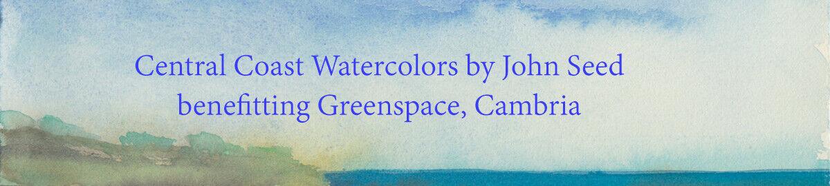 Central Coast Watercolors