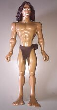"""Disney Mattel TARZAN Rad Repeatin Tarzan 12"""" Action Figure Loose"""