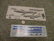 ATP  decals 1/200 Piedmont Boeing 727-200 737-200   N148