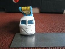 Husky - VW Volkswagen Pick Up w conveyor. White/yellow. loose
