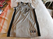 San Antonio Spurs Ray McCallum Adidas Authentic REV 30 jersey NBA autographed L
