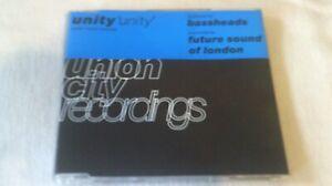 UNITY - UNITY - 6 MIX DANCE CD SINGLE - BASSHEADS/FUTURE SOUND OF LONDON