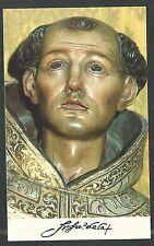 Estampa de San Juan de la Cruz andachtsbild santino holy card santini