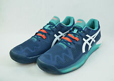 Asics Mens Gel Resolution 8 1041A079 Tennis Sneakers Lace Up Low Top Size 12.5