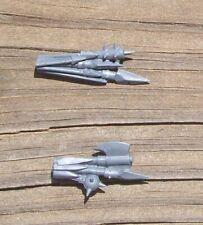 W:AOS Ogor Mawtribes Leadbelchers Spikey Ammunition Bits 2 Bitz