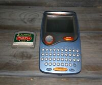 Leap Frog iQuest 4.0 Handheld Learning System-Tested and Works.With inquest game