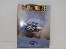RallyCourse 1994 - 1995   book