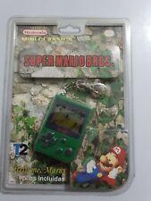 Nintendo Mini-Classics Super Mario Bros - Plata (9003150010869)