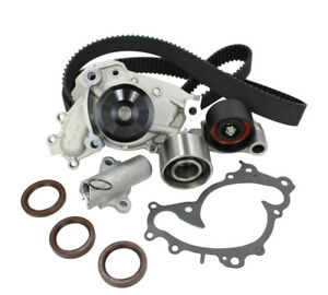 Engine Timing Belt Component Kit-GAS, DOHC, Eng Code: 3MZFE, 24 Valves DNJ