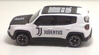 """MondoMotors 53208 Jeep RENEGADE """"Juventus"""" - METAL Scala 1:43"""