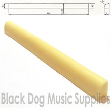 Écrou de guitare / pont blanc 115mm x de 7mm