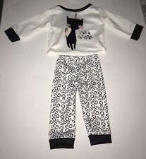 "18"" Doll Clothes-2 Piece Caticorn Pyjamas Outfit - DesignaFriend-Our Generation"