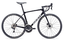 NEW GIANT TCR ADVANCED 2 Disk Pro Compact Metallic Black Mens SMALL