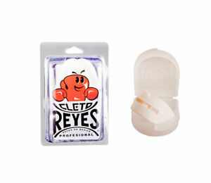 Cleto Reyes mouthguard with case
